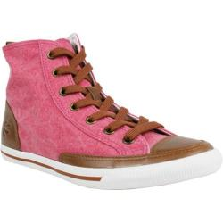 Women's Burnetie High Top Vintage Brick Red