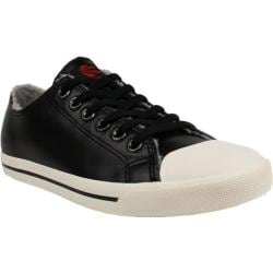 Men's Burnetie Ox Leather Black
