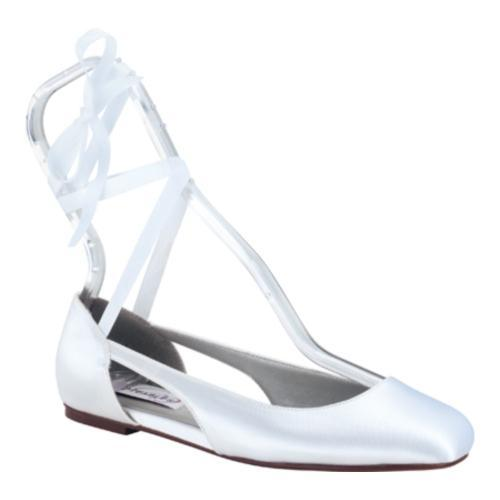 Women's Dyeables Fawn White Satin