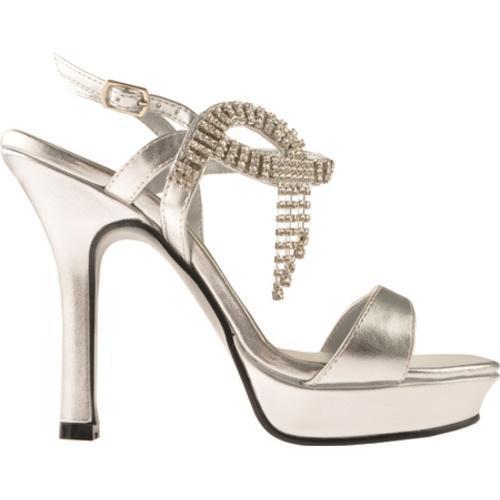 Women's Dyeables Jen Silver Metallic