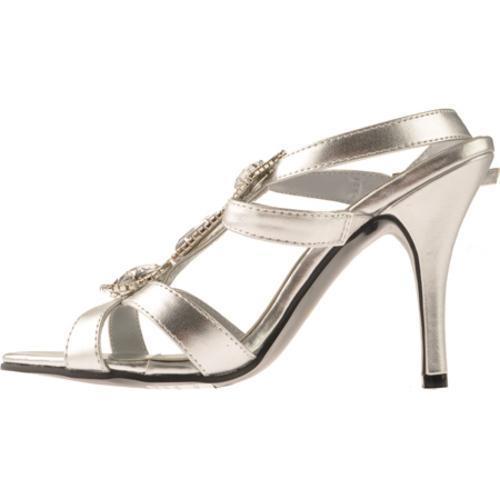 Women's Dyeables Nell Silver Metallic