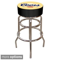 Coors Padded Bar Stool
