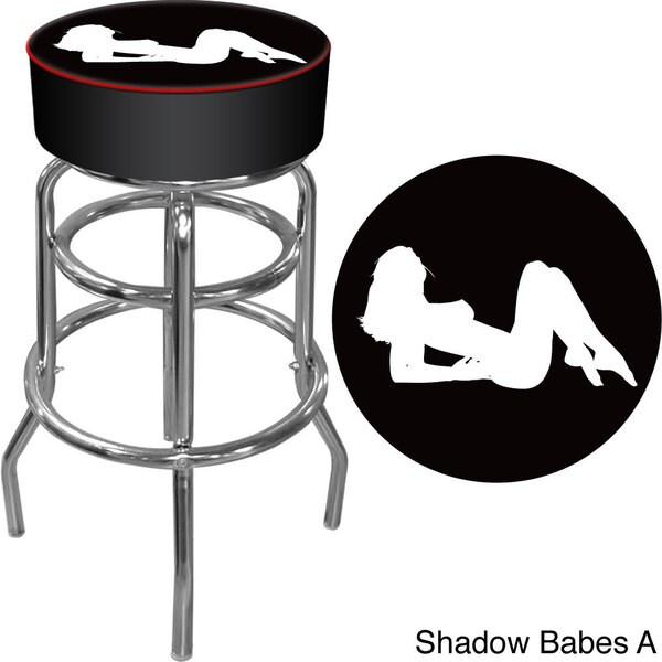 Shadow Babes High Grade Padded Bar Stool