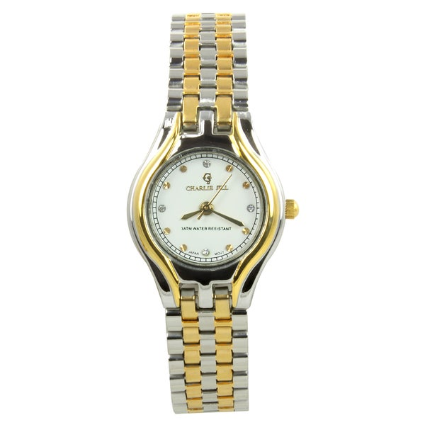 Charlie Jill Women's Two-tone Stainless Steel Watch