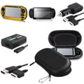 BasAcc Cases/ Screen Protector/ Charger for Sony PlayStation Vita