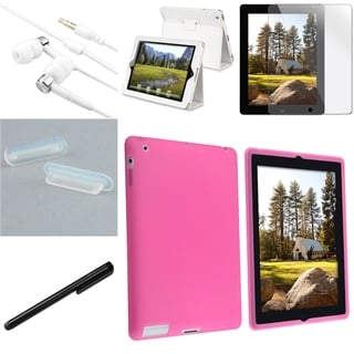 BasAcc Cases/ Screen Protector/ Plug/ Headset for Apple� iPad 3/ 4