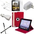 BasAcc Case/ Screen Protector/ Chargers/ Headset for Apple iPad 3