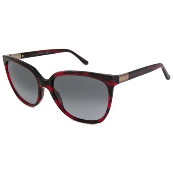 Gucci Women's GG3502B Rectangular Sunglasses