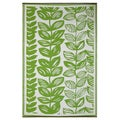 Prater Mills Indoor/Outdoor Reversible Green/ Cream Rug