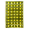 Prater Mills Indoor/ Outdoor Reversible Lime Green/ Gray Rug