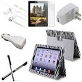 BasAcc Case/ Screen Protector/ Chargers/ Headset for Apple iPad 2/ 3