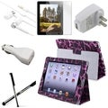 BasAcc BasAcc Case/ Screen Protector/ Chargers/ Headset for Apple� iPad 2/ 3/ 4