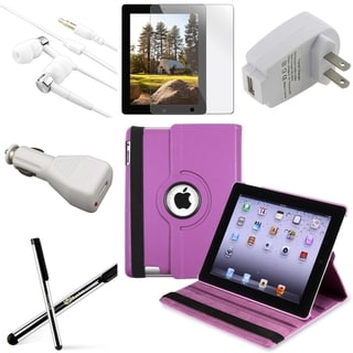 BasAcc Case/ Screen Protector/ Chargers/ Stylus for Apple� iPad 2