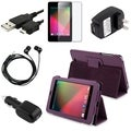 BasAcc Case/ Screen Protector/ Chargers/ Headset for Google Nexus 7