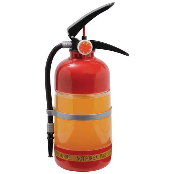 Maxam Extinguisher 57-ounce Beverage Dispenser