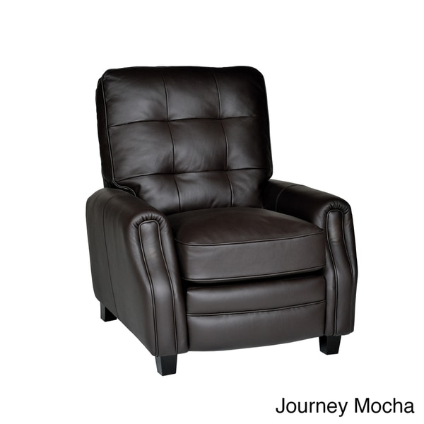 Houston Leather Recliner