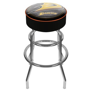 Officially Licensed NHL Padded Bar Stool