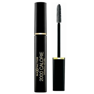 Max Factor 2000 Calorie Dramatic Volume Black Mascara (Pack of 4)