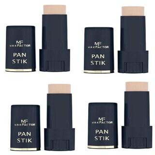 MaxFactor 'Nouveau Beige 13' Pan Stik (Pack of 4)