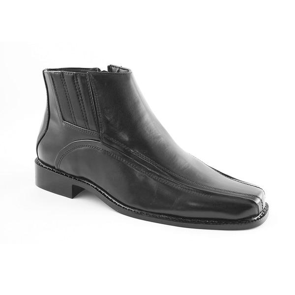 Globe Footwear Men's '6190' Black Dress Shoe