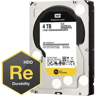"WD RE WD4000FYYZ 4 TB 3.5"" Internal Hard Drive"