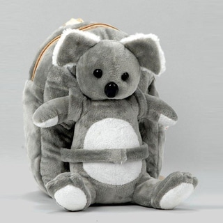 Tag Along Teddy Small Plush Koala Backpack