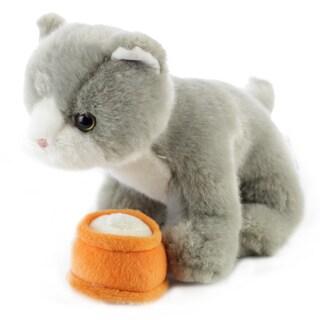 Teeboo BB Kidoo Pets Minx Grey Kitten