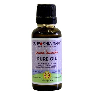 California Baby French Lavender Pure Oil