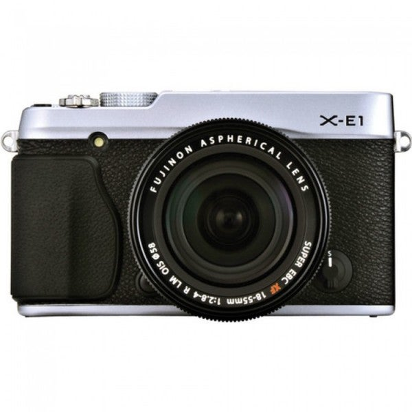 Fujifilm X-E1 16.3 Megapixel Mirrorless Camera (Body with Lens Kit) -