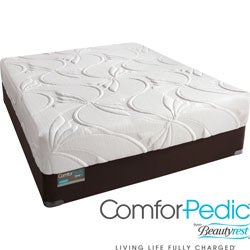 ComforPedic from Beautyrest Alive Luxury Firm Mattress Set