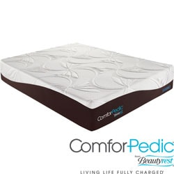 ComforPedic from Beautyrest Enlightened Days Luxury Plush Mattress Only