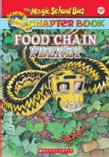 Food Chain Frenzy (Paperback)