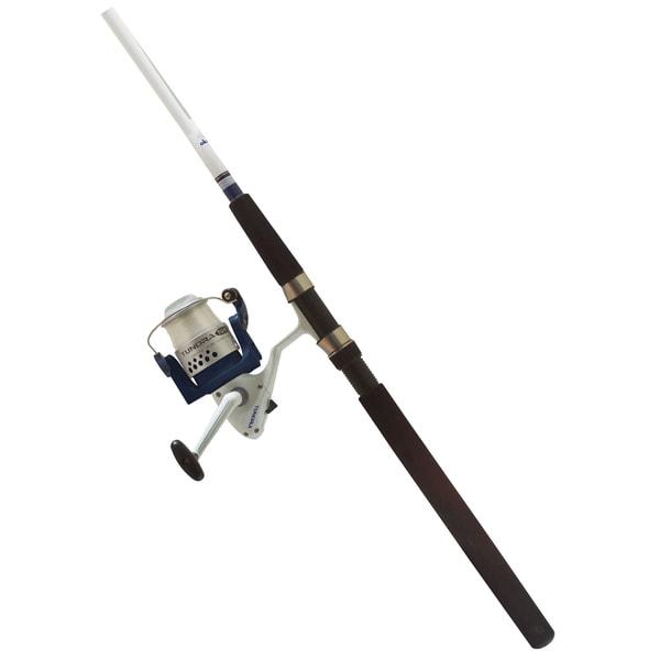 Okuma tundra spin 10 foot medium heavy fishing combo for Best fishing combo