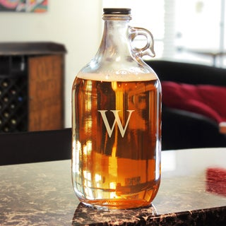 Custom Engraved Craft Beer Growler