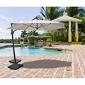 Tropishade 10-foot Cantilever Umbrella