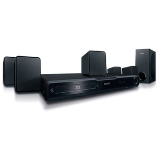 Philips HTS3106/F7 Blu-ray Home Theater System (Refurbished)