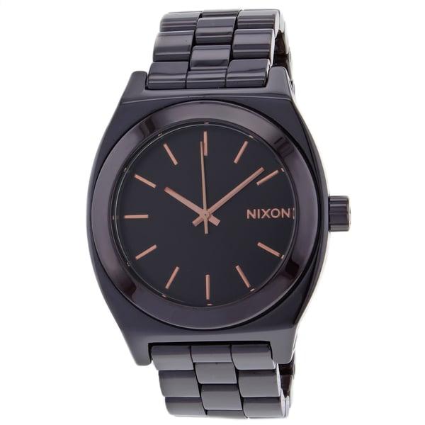 Nixon Women's Time Teller Watch