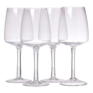 Dansk Classic Fjord Clear Red Wine Glass