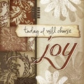 Jennifer Pugh 'Today I Choose Joy' Unframed Print Art