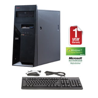 Lenovo ThinkCentre M52 8113 2.8GHz 160GB Tower Computer (Refurbished)