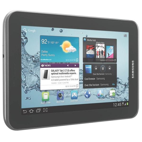 "Samsung GALAXY Tab 2 8GB 7.0"" Tablet (Refurbished)"