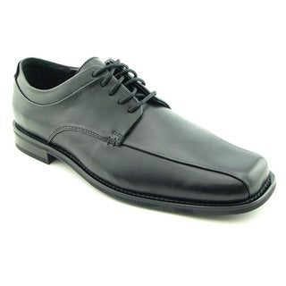 Calvin Klein Men's Bike Toe Leather Dress Shoes