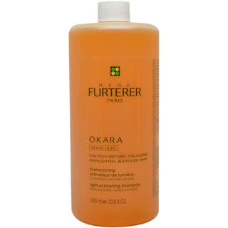 Rene Furterer Okara Light Activating 33.8-ounce Shampoo