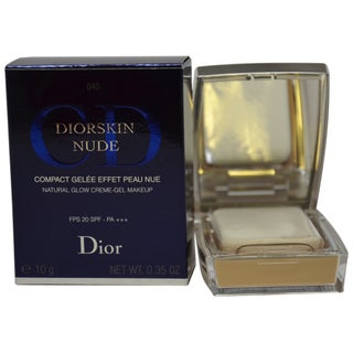 Christian Dior Diorskin Nude 'Honey Beige' Natural Glow Creme-Gel Makeup
