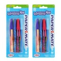 Paper Mate Expressions Mini Medium Ball Point Pens (Pack of 16)