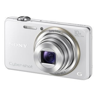 Sony Cyber-shot DSC-WX100 18MP Digital Camera