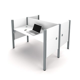 Bestar Pro-Biz Face-to-Face Double Workstation