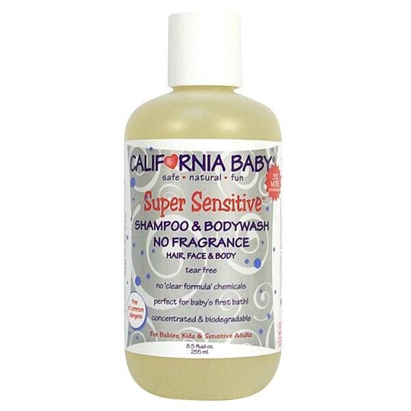 792692001112 Upc Super Sensitive Shampoo Amp Bodywash No
