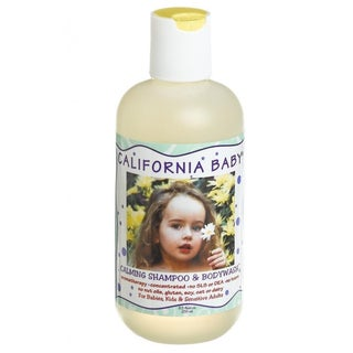 California Baby Calming 8.5-ounce Shampoo & Body Wash