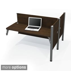 Bestar Pro-Biz Double Add-on Desk Section